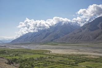 tajikistan, pamir, high mountains